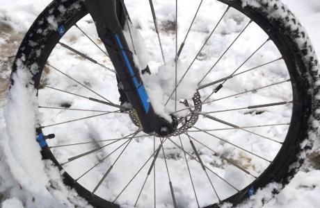 Winterreifen für Fahrrad