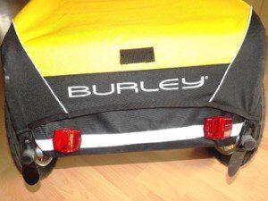 Burley Nomad 2011 Heckansicht