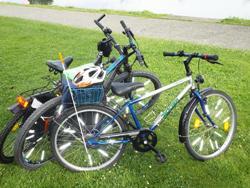 Fahrradshop mit Versand