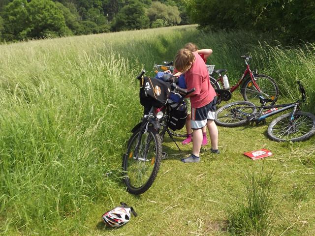 Touren planen – Wander- und Radwege suchen und finden