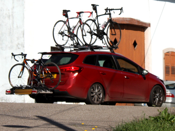Fahrrad transportieren – Mit Rad und Auto unterwegs