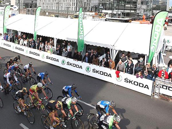 Startplatz im SKODA Veloteam gewinnen