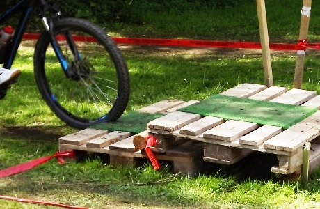 Radsport geschickt – Trial