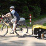 Fahrradanhänger mieten oder kaufen