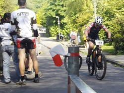 Neben dem Radsport auch Krafttraining