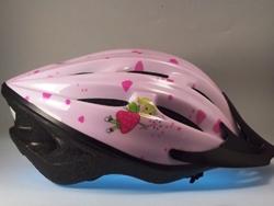 Fahrradhelm schützt