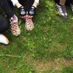 Verschiedene Schuhmodelle