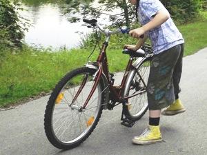 Auf geht´s mit dem Rad durch Kassel
