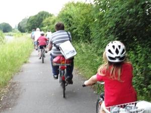Auf zum Radwandern