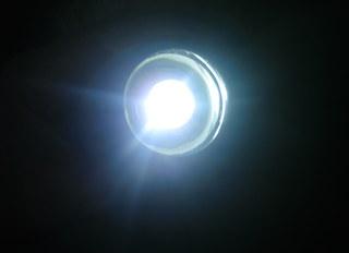 Beleuchtung bei Fahrradtour