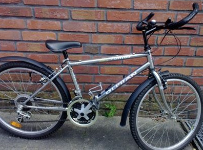 Einfaches Fahrrad