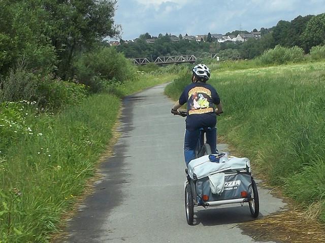 Mit dem Fahrrad durch Niedersachsen