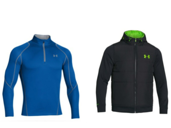 Sportbekleidung von UNDER ARMOUR (Sponsored)