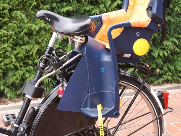Fahrradsitz für Kinder – Das richtige Modell finden