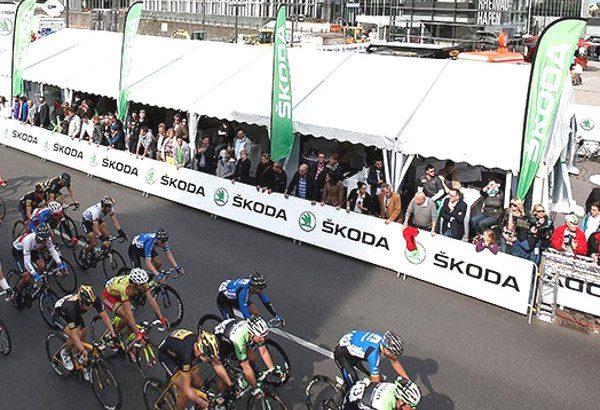 Jedermann-Rennen: Werde Teil vom SKODA Veloteam (Sponsored)