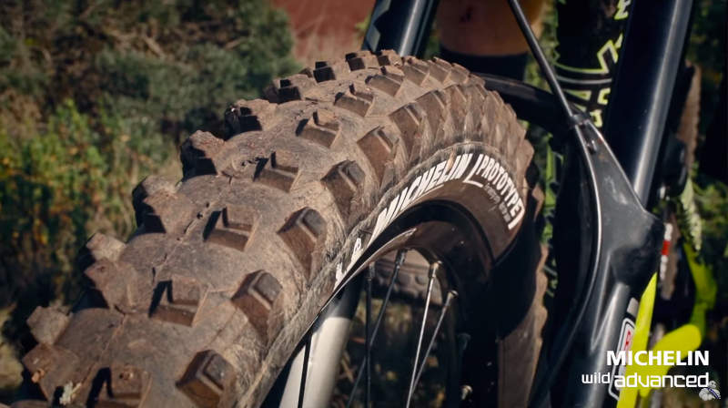 MICHELIN Reifen wild advanced