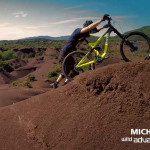 Mountainbiking in Teeres Rouges in Frankreich